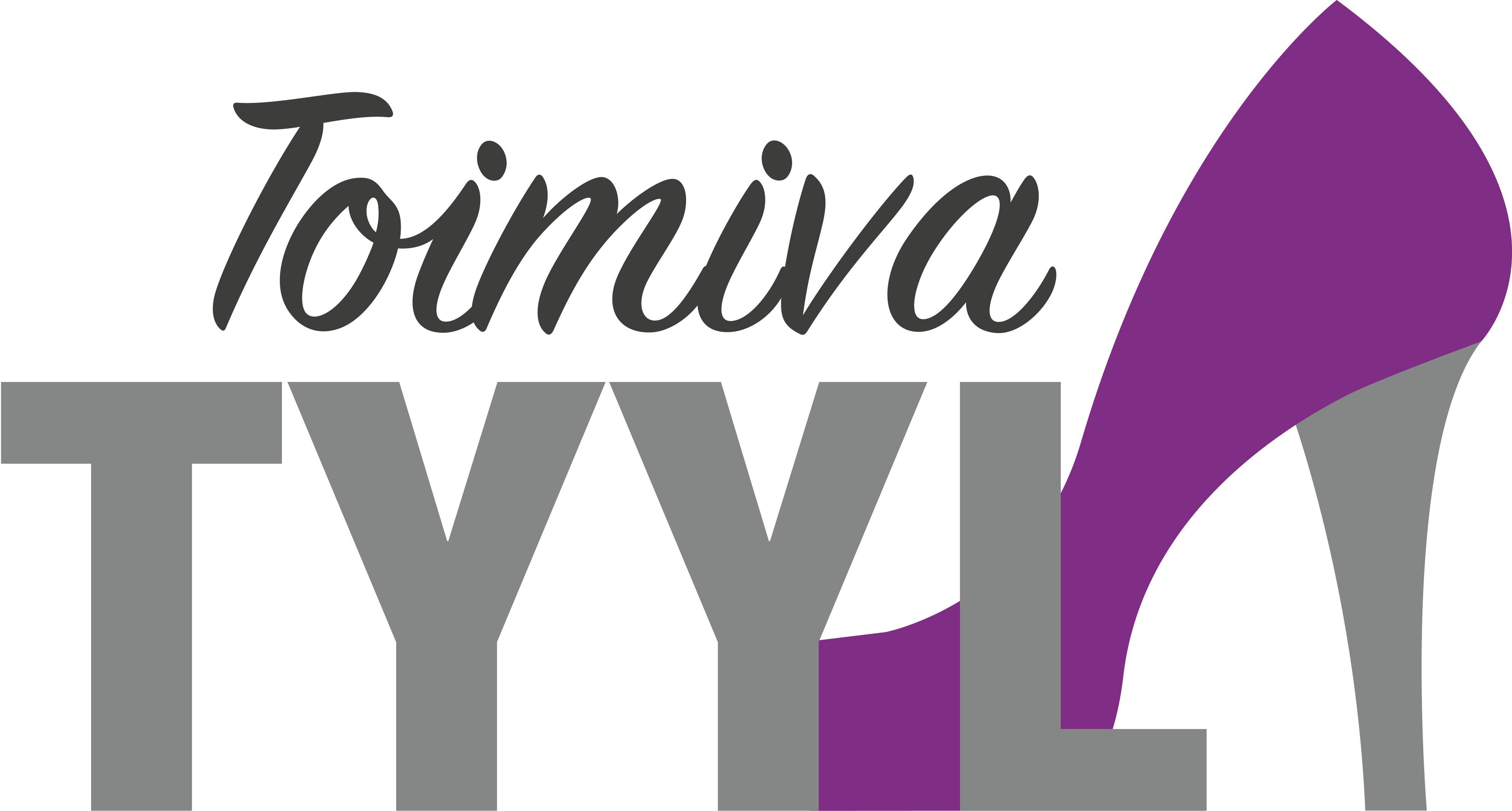 toimiva tyyli logo