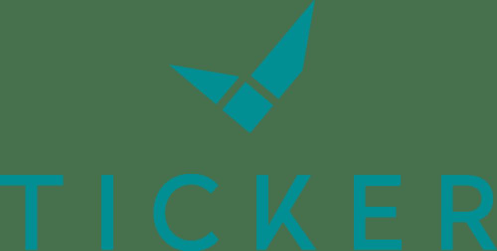 ticker software logo