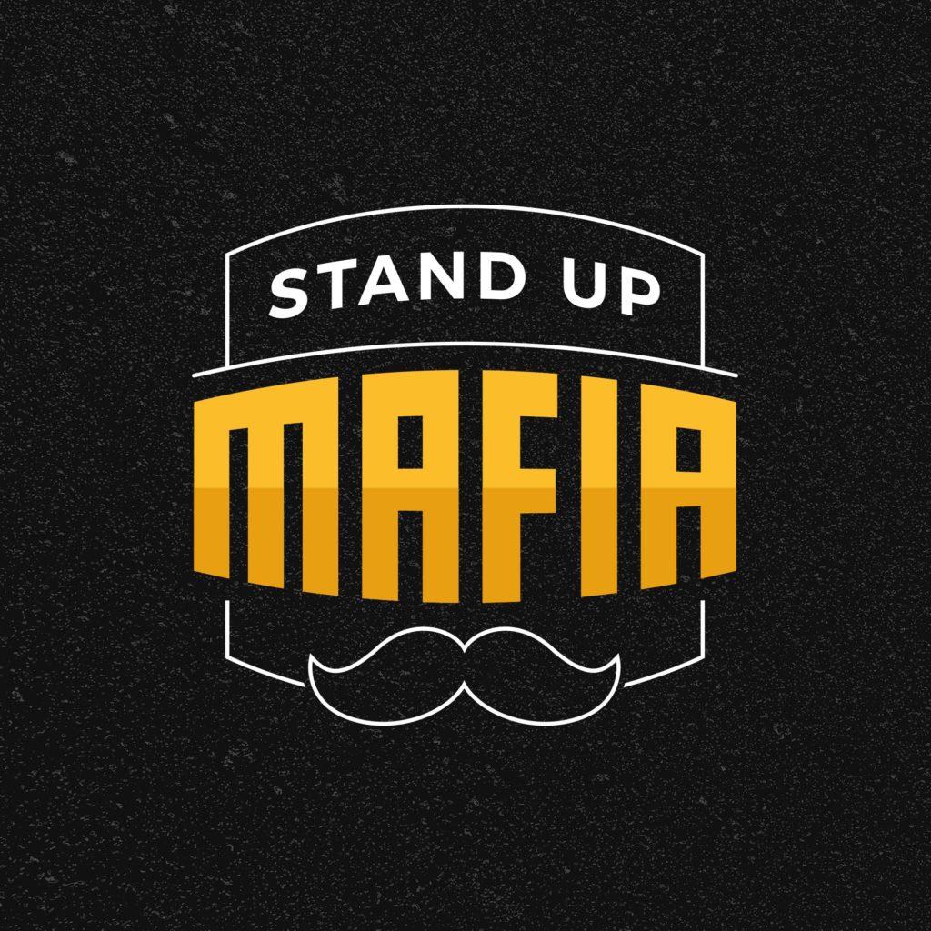 Stand up mafia logo