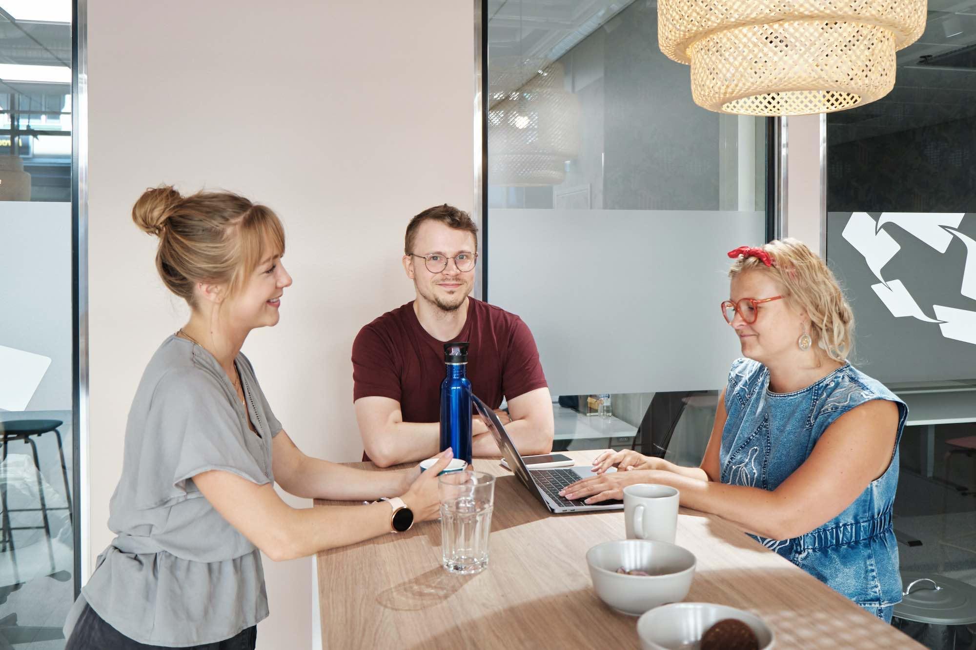 Crazy Town Jyväskylä Learning Cafe toimitila