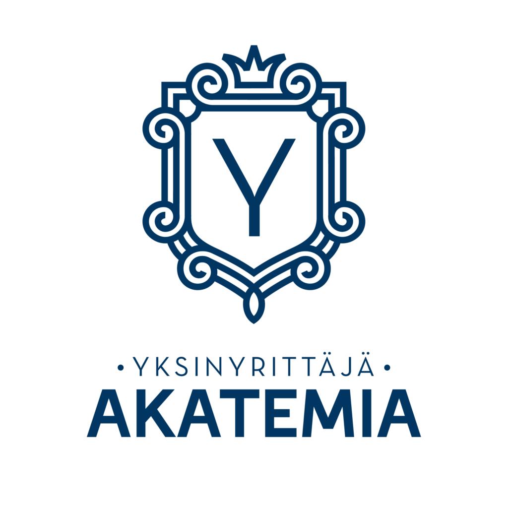Yksinyrittäjä akatemia logo_nelio