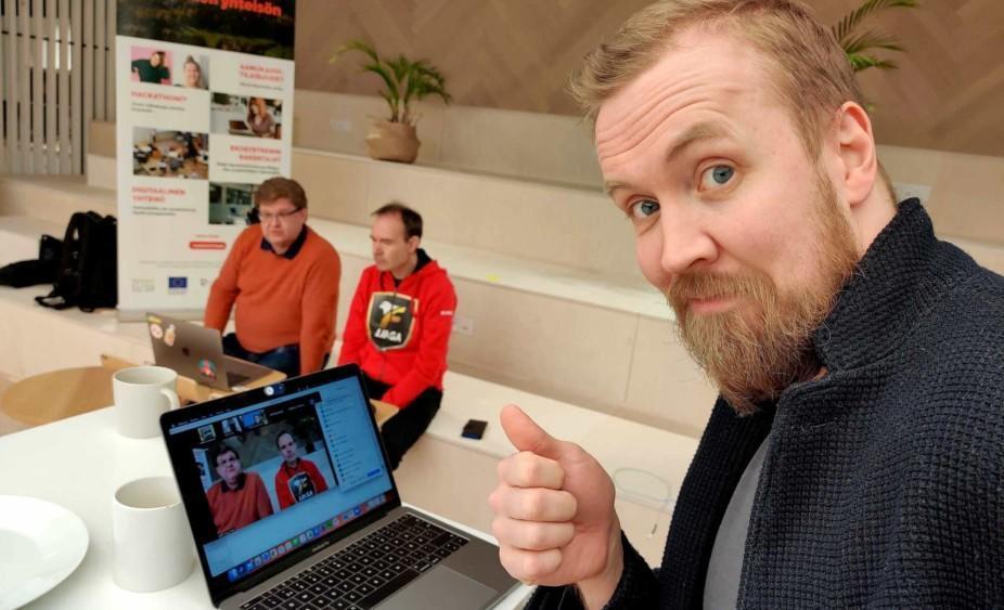FinestLove tapahtuma Mikko Korpela Crazy Town Jyväskylä Peter Vesterbacka