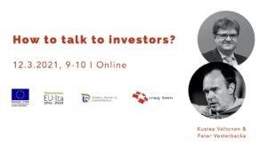 howtotalktoinvestors