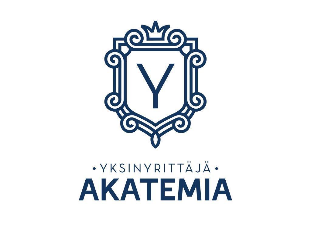 Yksinyrittäjäakatemia logo