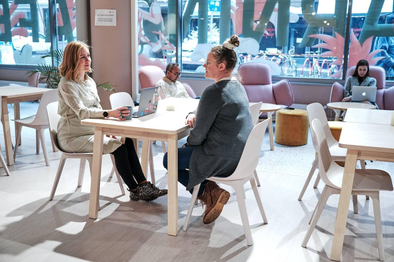Crazy Town Jyväskylä Learning Cafe tapaaminen