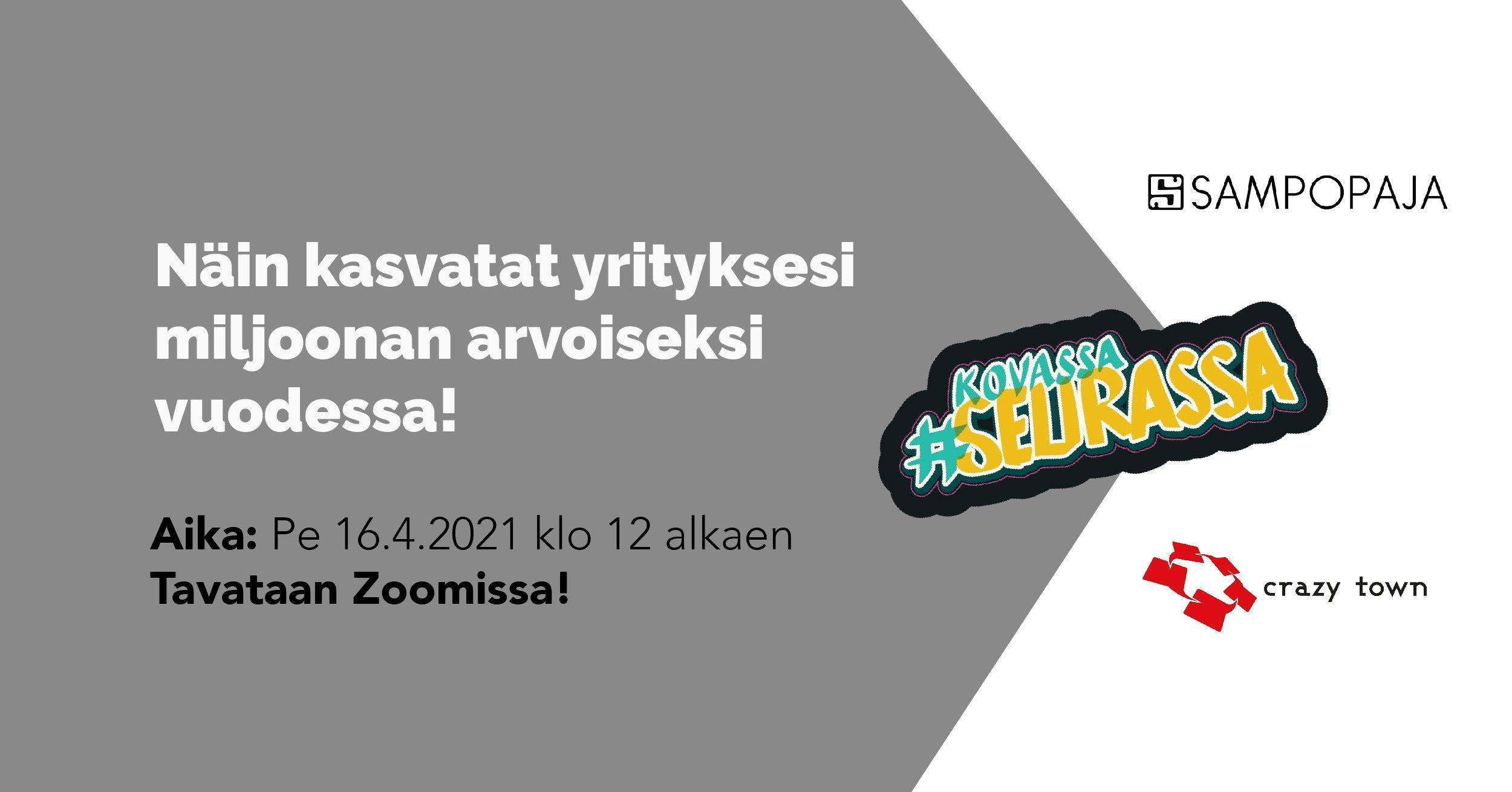 Crazy Town yhteisöt Kartta Suomi