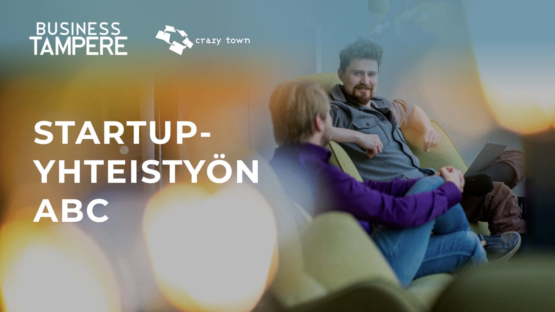 """Featured image for """"Startup-yhteistyön ABC – hae mukaan 30.9. mennessä"""""""