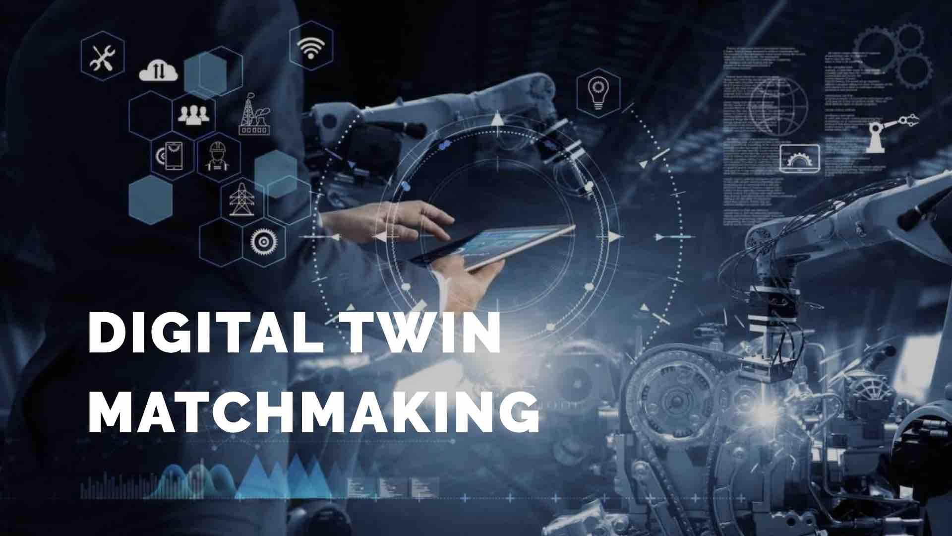"""Featured image for """"Digital twin -matchmaking – hae mukaan 22.9.2021 mennessä"""""""